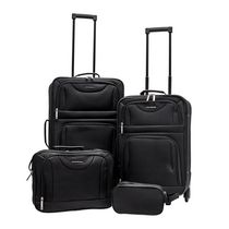Valise ensemble de 4 JetStream de Travelway Group International