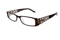 Oscar OS700 Women's Brown Eyeglasses