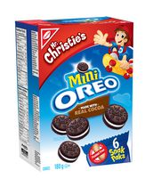 Biscuits Snak Paks Mini Oreo de M. Christie