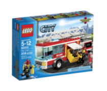 LEGO ® City Fire Truck (60002)
