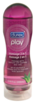 Durex Play: Massage 2 in 1 Massage Gel & Lubricant