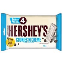 Hershey's Cookies 'n' Crème Chocolate Bar