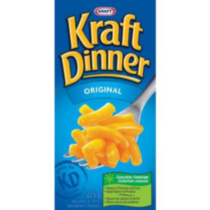 Macaroni et fromage Original de Kraft Dinner