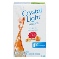 Crystal Light Singles Tangerine Grapefruit