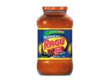Ragu Original with Real Ground Beef Old World Style Pasta Sauce