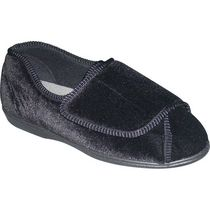 Tender Tootsies Slippers by Clinic Comfort System Black 8