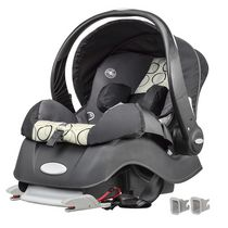 Evenflo Embrace™ <br>Infant Car Seat Clay w/SureSafe Installation