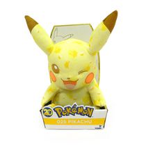 "Pokémon 20th Anniversary 10"" Pikachu Plush Toy"