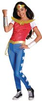 Rubie's DC Super Hero Girls Wonder Woman Child Costume M