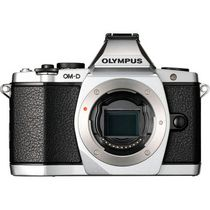 Olympus OM-D E-M5 Mark II Mirrorless Digital Camera - Body Only - Silver