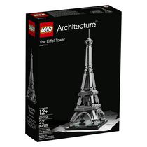 LEGO® Architecture - The Eiffel Tower Landmark Series Building Toy