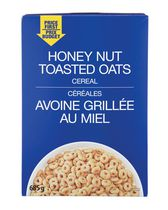 Price First Honey Nuts Toasted Oats Cereal