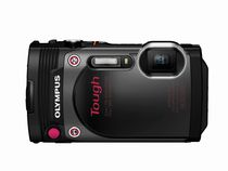 Olympus Tough TG-870 16MP Black Digital Camera