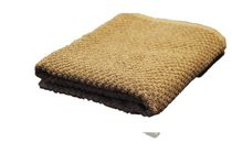 Popcorn Textured Bath Towel Taupe