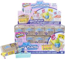 Ens. Livraison Surprise Happy Places de Shopkins