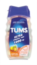 TUMS - Ultra fruits 72's