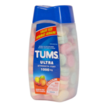 TUMS Ultra Asst Fruit 160's