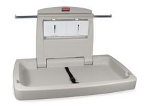 Rubbermaid - Horizontal Baby Changing Station 7818-88