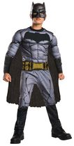 Rubie's Batman v Superman: Dawn of Justic Batman Muscle Chest Child Costume M