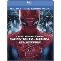 The Amazing Spider-Man (Blu-ray + DVD) (Bilingual)