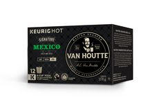 Keurig Van Houtte Signature Mexico Fair Trade Organic Dark Roast K-Cup Coffee Pods