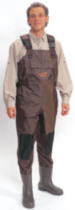 Insulated Chest Wader 8
