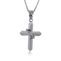 Sterling Silver Men's Pendant