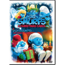 The Smurfs Christmas Carol (Bilingual)