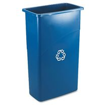 Rubbermaid - Slim Jim Recycling container 3540