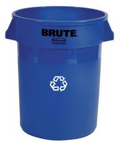 Rubbermaid - Brute Container Recycling Bin