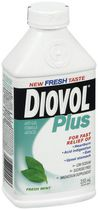 DIOVOL™ Plus Fresh Mint Antacid Liquid
