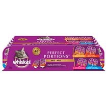Whiskas Perfect Portions Cat Food 24Pk