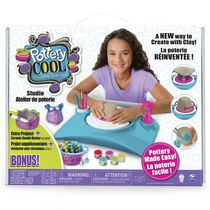 Pottery Cool Studio Kit with Bonus Project