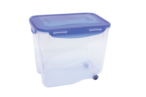 Lock&Lock 7 l Rice Container on wheels