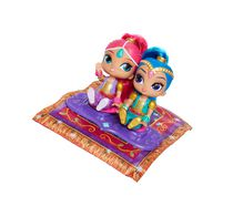 Fisher-Price Shimmer and Shine Magic Flying Carpet Doll Playset