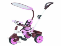 Tricycle 4 en 1 Little Tikes - Rose