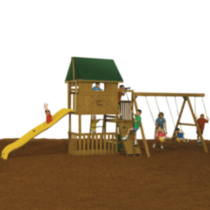 PlayStar Great Escape Starter RTA Playset KT 74755
