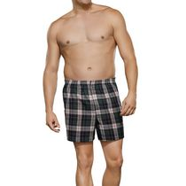 Fruit of the Loom Men's 3pk Assorted Big Man Boxer Short