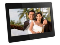 Aluratek 14 inch Digital Photo Frame with 512 MB Built-in Memory