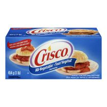 Crisco® All-Vegetable Shortening