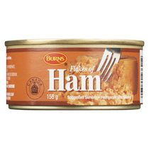 Burns Flakes of Ham