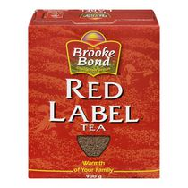 Thé Red Label de Brooke Bond