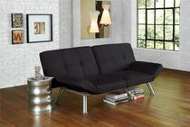 DHP Contempo Futon, Black