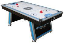 Table de hockey sur coussin d'air Blueline de Triumph de 7 pi