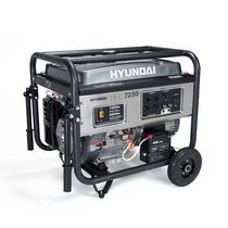 Hyundai HHD7250: 7250 Watt Gas Powered Portable Generator With Electric Start