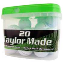 Seau de balles de golf Taylor Made