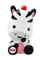 Fisher-Price Rainforest Bath Squirters Toy - Zebra