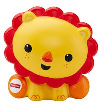 Fisher-Price Amis de la jungle Coffret de jeu pour le bain - Lion