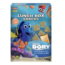 Lunch Box Snacks Finding Dory Honey Graham Cookies