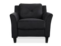 Lifestyle Solutions Taryn Black UPSable Chair